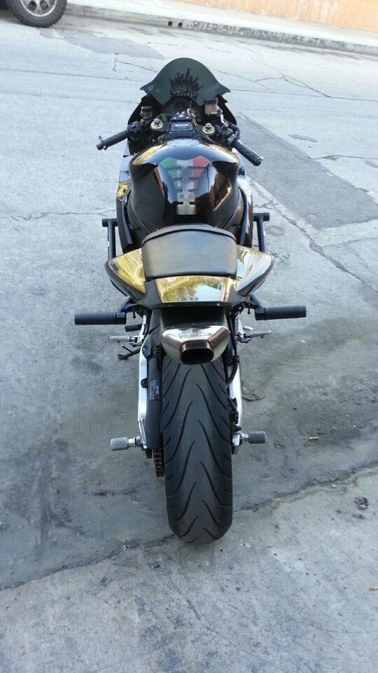 On-Point Performance Adjustable Stunt Pegs// Sub Cage for 04-07 Honda CBR 1000RR